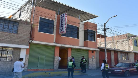 Tacna: intervienen a hombre quien se encontraba con una menor de edad en hostal (Foto: Municipalidad distrital Alto de la Alianza)