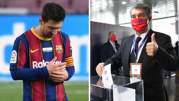 Joan Laporta fue presidente de Barcelona entre 2003 y 2010. Ahora tendrá su segunda oportunidad en el club.