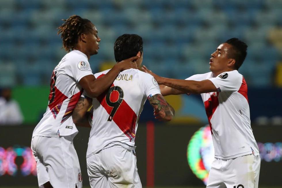 Este es el equipo que paró Ricardo Gareca en último entrenamiento de Perú por Copa América 2021.