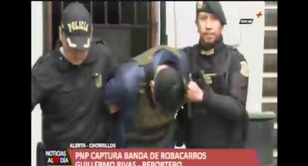 Atrapan a ladrón tras intensa balacera con la Policía Nacional.