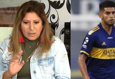 """Madre de Carlos Zambrano cuando ampayan a su hijo: """"Le he jalado las orejas. No soy mamá apoyadora"""""""