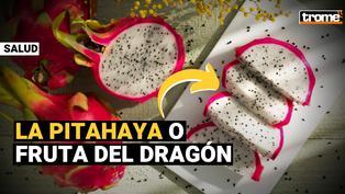 Pitahaya o fruta del dragón: 5 poderosos beneficios para la salud y cómo comerla