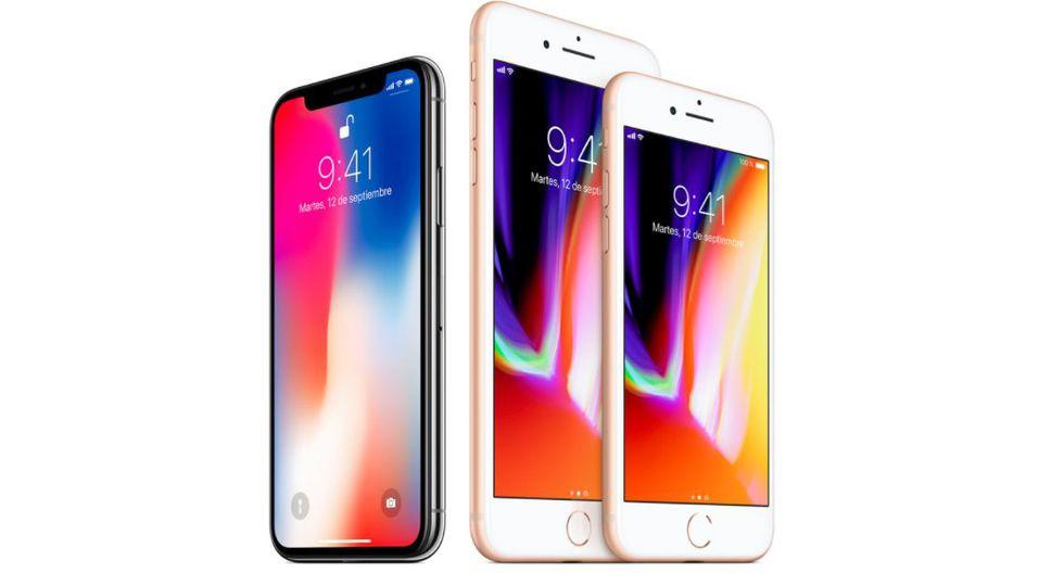 Apple Event: Así fue la presentación del nuevo iPhone 8, iPhone 8 Plus y iPhone X