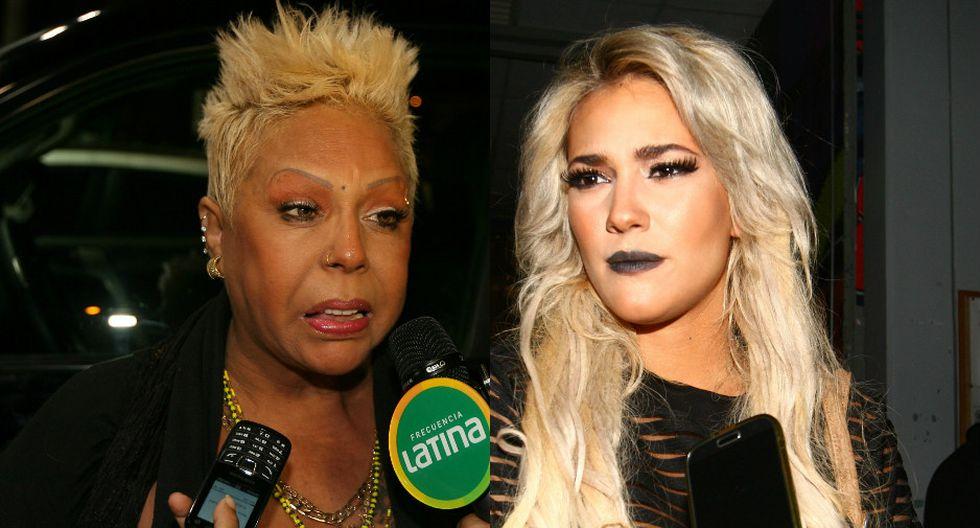 Lucía de la Cruz desató su furia contra Julieta Rodríguez