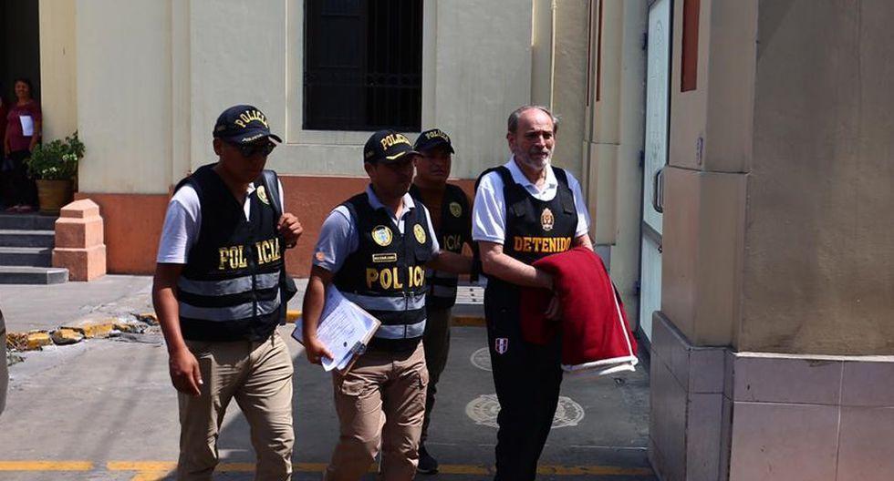 El Ministerio Público le imputa a Yehude SImon los presuntos delitos de colusión y lavado de activos agravado en el marco del caso Odebrecht. (Foto: Hugo Curotto / GEC)
