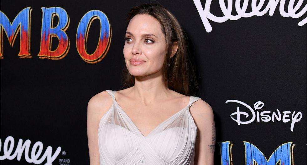 """Angelina Jolie calificó la ruptura con Brad como un """"momento complicado"""". (Foto: AFP)"""