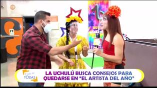 """La Uchulú a la 'Pánfila' sobre Fabio Agostini: """"Quédate con algo nacional"""""""
