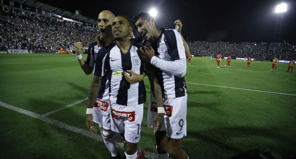 Alianza Lima recibirá a Nacional el próximo jueves en Matute. (Foto: GEC)