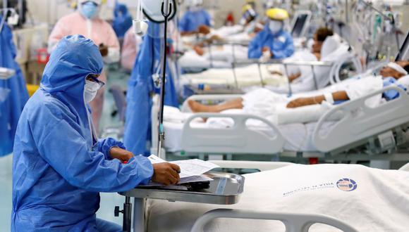 San Martín cuenta con 265 camas de hospitalización libres para COVID-19 (Foto referencial: Reuters)