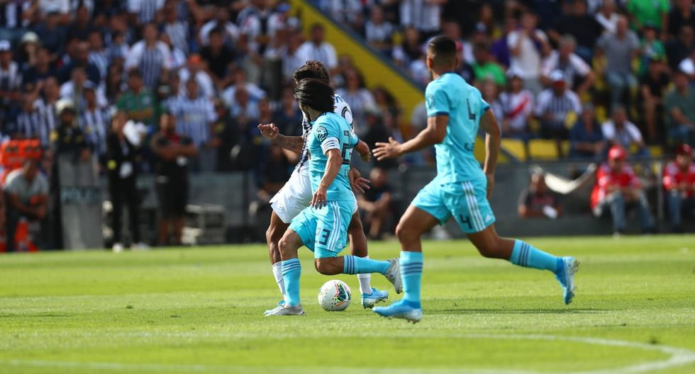 Alianza Lima vs. Sporting Cristal por la primera semifinal de La Liga 1