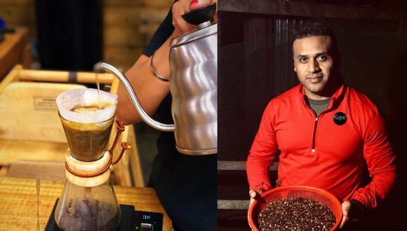 Walter Ruiz - Propietario de Kope Café - Coffeeology Life nos explica cada uno de estos métodos.