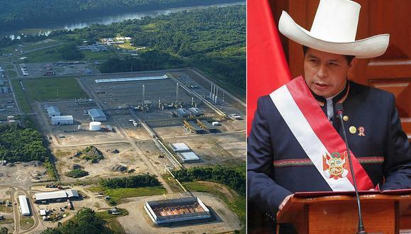 Pedro Castillo anunció durante su Mensaje a la Nación que los proyectos de inversión en minería e hidrocarburos deberán cumplir con el criterio de rentabilidad social. (Fotos: GEC/ AFP)