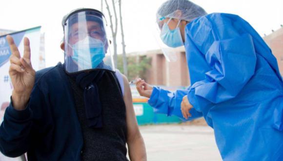 Campaña de vacunación de enfermedades diferentes a la COVID-19 en Cercado de Lima