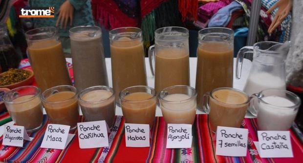 Ricas e inclusive nutritivas bebidas calientes se pueden encontrar o preparar en Lima, en este invierno. (Trome / Isabel Medina)