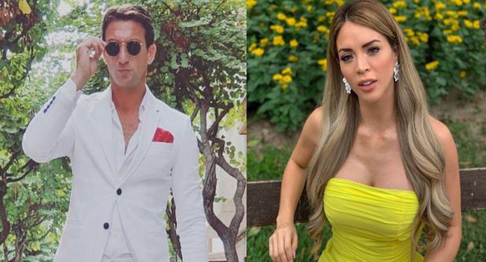 Sheyla Rojas respondió a Antonio Pavón. (Instagram)