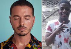J Balvin alza su voz contra el racismo y la muerte del joven Anderson Arboleda en Colombia