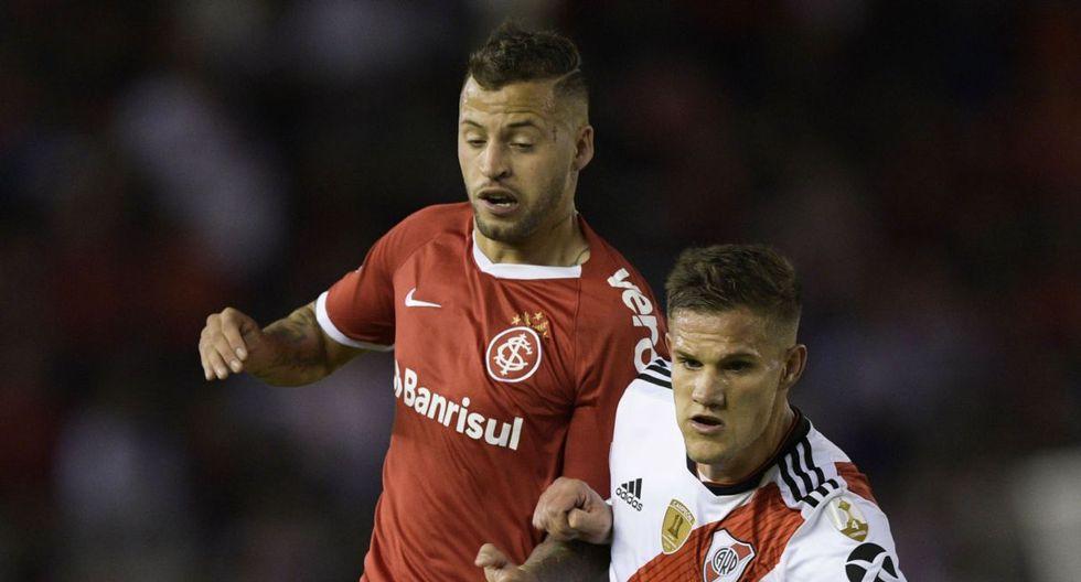 River Plate vs Internaciona, por la última fecha del Grupo A de Copa Libertadores