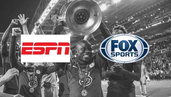 A falta de comunicación oficial, ESPN y Fox Sports ya no pasarían la Champions League para algunos países.