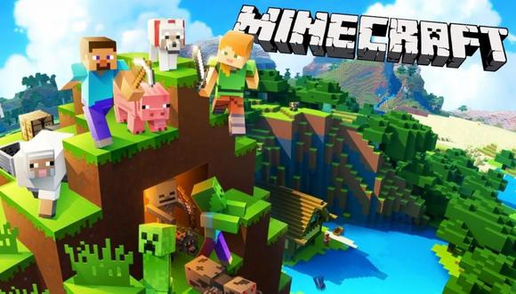 Empieza tu aventura en Minecraft con estos consejos para ayudarte a sobrevivir. | Foto: Minecraft