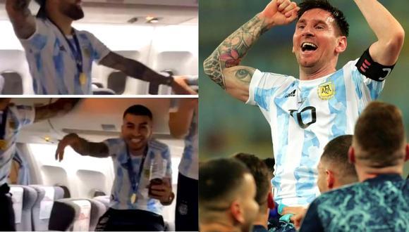 El nuevo éxito de la selección argentina en redes sociales (Captura)