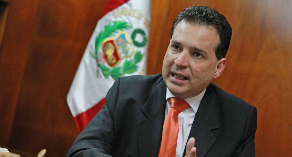 """El congresista Omar Chehade dijo que en la votación se verá """"quién es quién"""" sobre la inmunidad parlamentaria. (Foto: Andina)"""