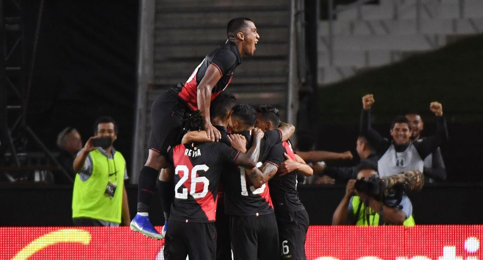 Perú venció 1-0 a Brasil en la revancha en Los Ángeles por fecha FIFA