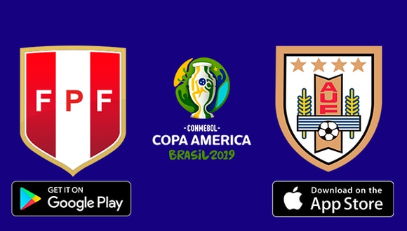 Perú vs. Uruguay EN VIVO HOY por la Copa América 2019.
