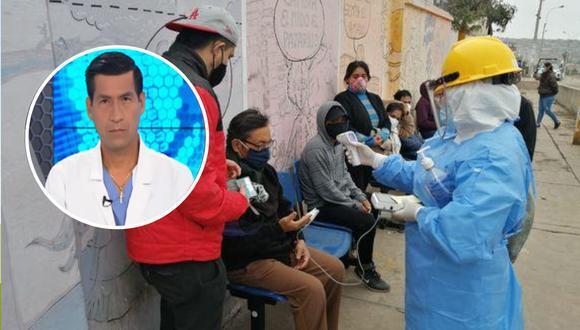 El experto en Salud Pública no cree que se trate de un error humano. (Foto: GEC)