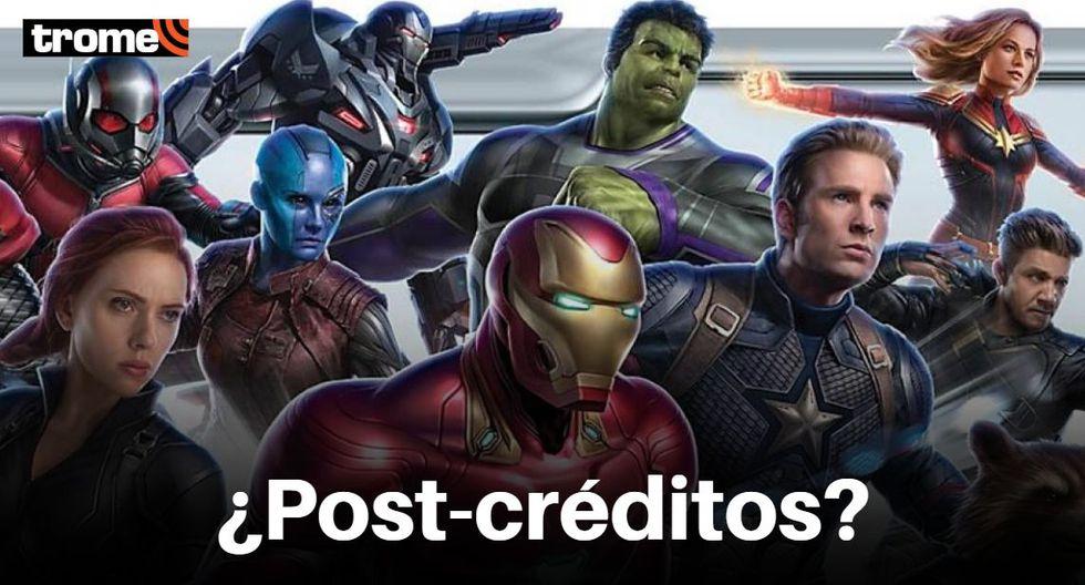 """""""Avengers: Endgame"""": ¿Cuántas escenas post-créditos tiene la película de Marvel?"""