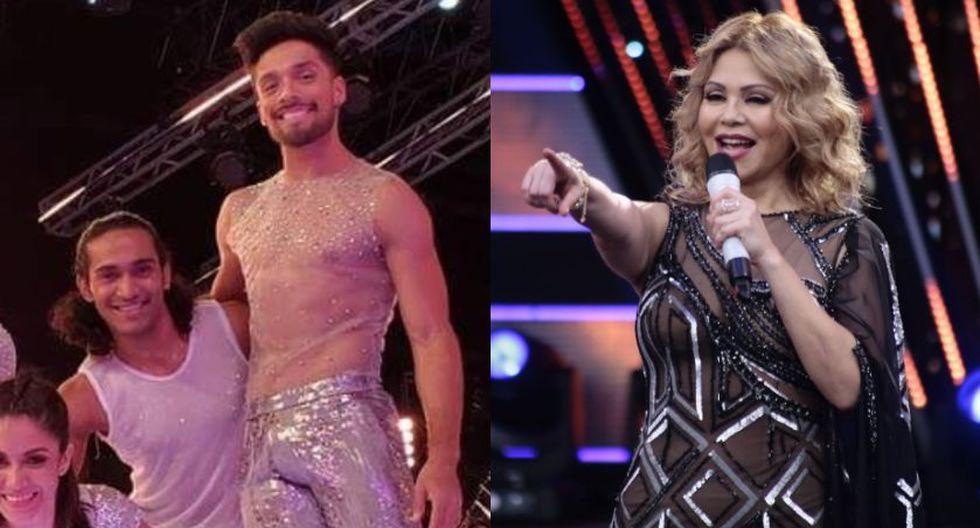 ¿Bailarines de 'El artista del año' ahora quieren participar en 'Los 4 finalistas'? | VIDEO