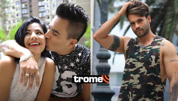Estrella Torres y Tommy Portugal se separaron tras 7 años y ahora ella se luce con tremendo galán