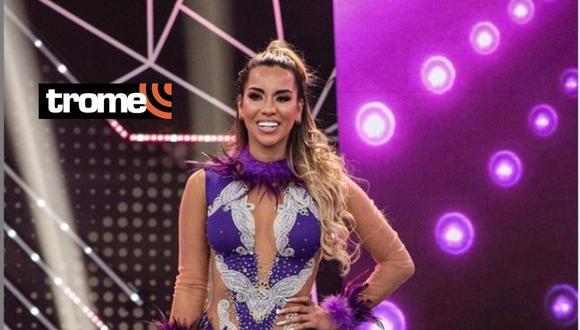 Gabriela Herrera afirma que no se siente la favorita de 'Reinas del show' y ensaya hasta los domingos
