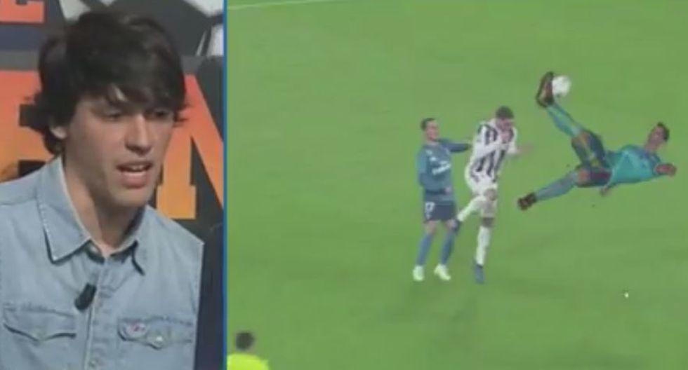 Cristiano Ronaldo: Gol en 3D