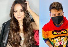 Amy Gutiérrez y su nuevo novio, Álvaro Peralta, intercambian tiernos mensajes de amor