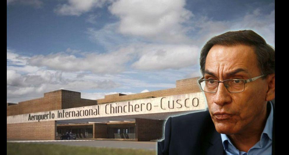 Martín Vizcarra renunció a su cargo de ministro de Transporte y Comunicaciones.
