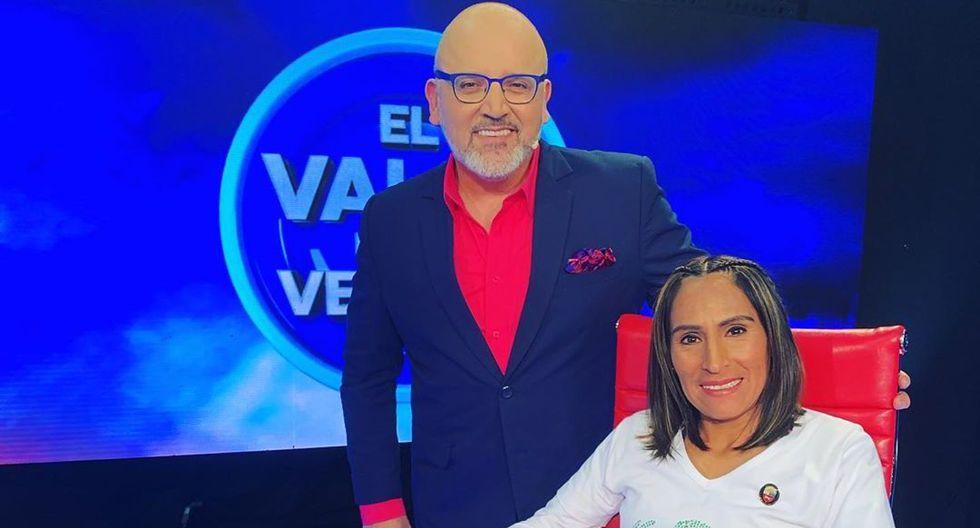 El valor de la verdad: Gladys Tejeda se sienta en el sillón rojo esta noche