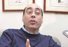 """Fernán Altuve: """"Caso Dinámicos del Centro hará caer a Castillo y a Cerrón"""""""
