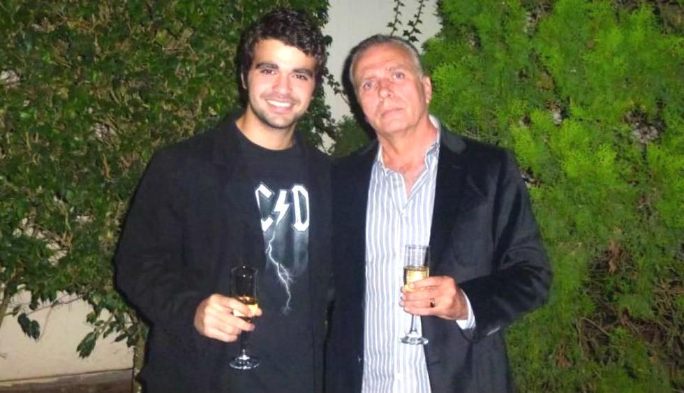 Tony Dulzaides, papá de Javier Dulzaides, lamenta actitud de Rodolfo Gaitán Castro por caso de violación a joven anfitriona.