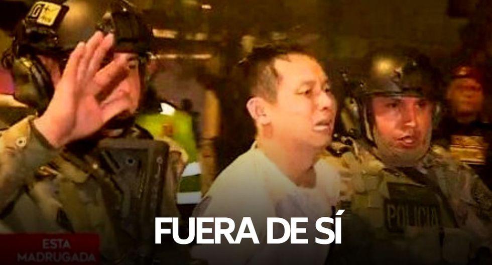 70 agentes detienen a ciudadano coreano que desató balacera con escopeta en Miraflores