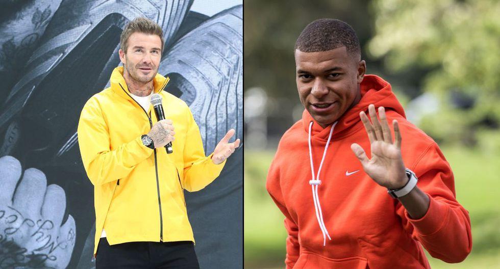 Kylian Mbappé en la mira de David Beckham: Su fichaje bomba en su nueva faceta de agente de futbolistas