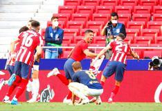 Luis Suárez anota gol con sabor a título en el Atlético Madrid vs Osasuna  VIDEO