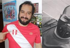 "Junior Silva, el recordado 'Pollo Gordo, tras perder 11 kilos: ""En la calle me dicen Christian Meier"" | VIDEO"