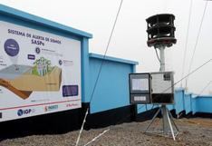 "IGP: ""Vamos a instalar 106 sensores de alerta sísmica desde Tumbes hasta Tacna"""