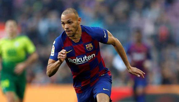 Barcelona le quitó su estrella a Leganés y se armó la guerra por Braithwaite en la Liga Santander