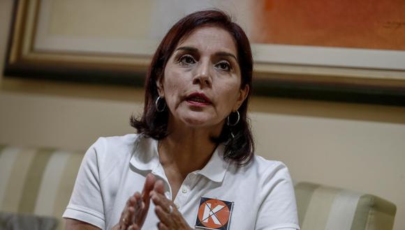 Patricia Juárez asegura que Pedro Castillo busca perjudicar la educación de dos millones de escolares