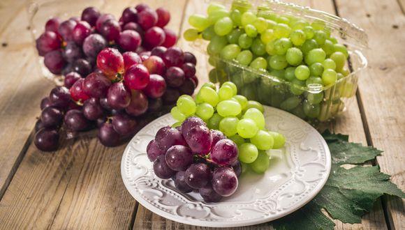 La Organización Mundial de Salud recomienda el consumo de uvas, esto se debe a su alto valor nutricional y sus extraordinarias propiedades terapéuticas (Foto: /pixabay)