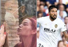 Ezequiel Garay, protagonista de la foto más conmovedora del mundo fútbol y su club Valencia, se libraron del coronavirus
