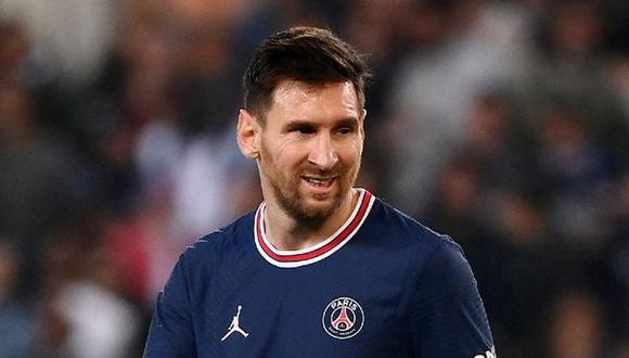 Lionel Messi fue duramente criticado por la prensa francesa. Foto: AFP.