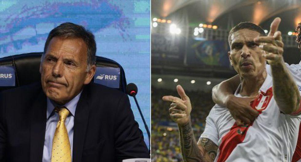 Paolo Guerrero a Boca Juniors: Técnico Miguel Ángel Russo volvió a activar el fichaje con esta frase   VIDEO