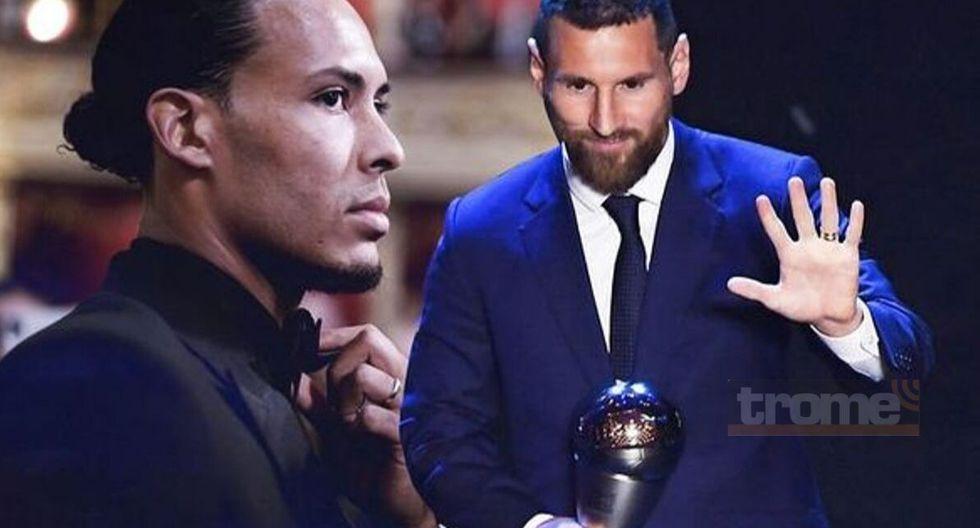 Cristiano Ronaldo reaccionó  en Instagram  tras premios The Best